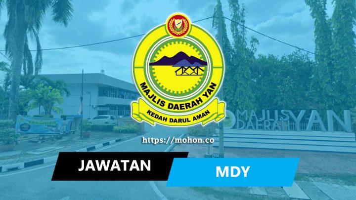 Majlis Daerah Yan (MDY)