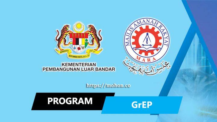 Program Graduan Cemerlang GREP 2020