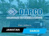 jawatan kosong darco water systems sdn bhd