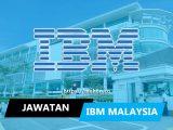 jawatan kosong ibm malaysia sdn bhd