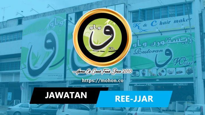 REE-JJAR SDN BHD (Restoran Wau)