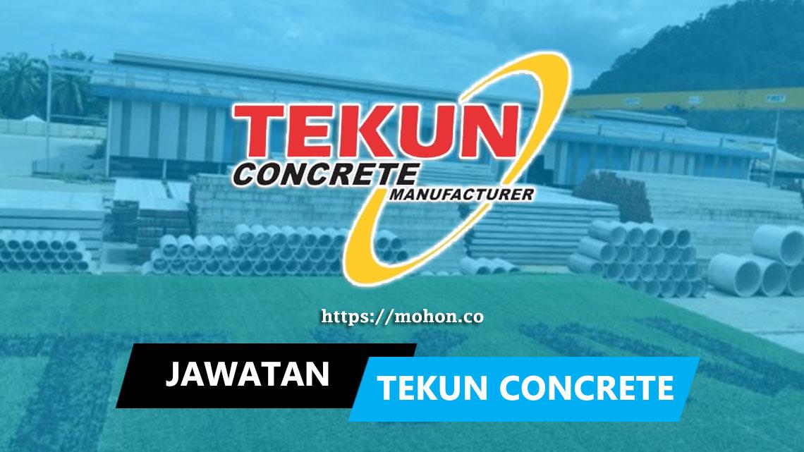 Tekun Concrete (M) Sdn Bhd