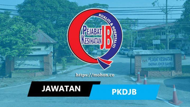Pejabat Kesihatan Daerah Johor Bahru (PKDJB)
