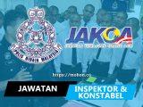 jawatan kosong polis inspektor dan konstabel orang asli gred yp1