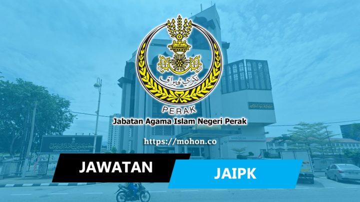 Jabatan Agama Islam Perak (JAIPK)