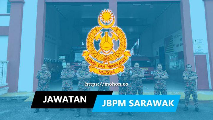 Jabatan Bomba dan Penyelamat Malaysia Negeri Sarawak