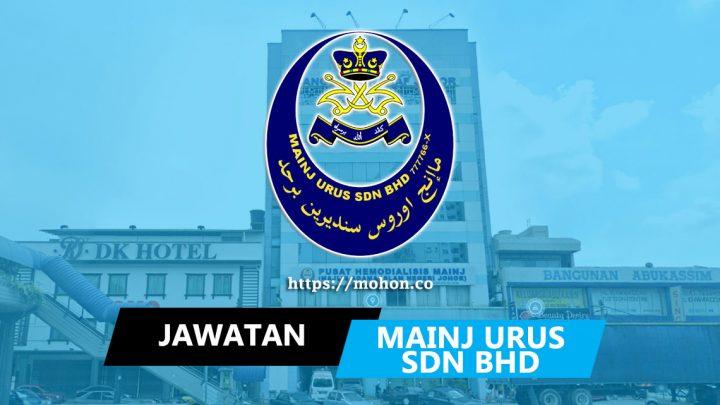 MAINJ Urus Sdn Bhd