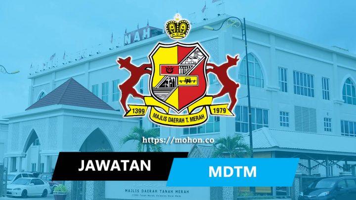 Majlis Daerah Tanah Merah (MDTM)
