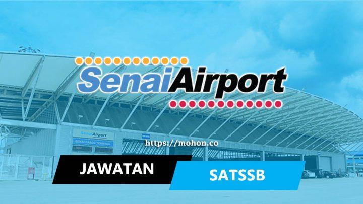 Senai Airport Terminal Services Sdn Bhd (SATSSB)