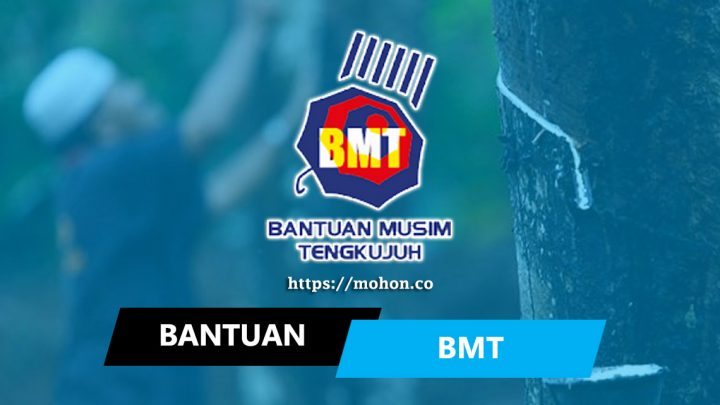 Bantuan Musim Tengkujuh (BMT) 2021