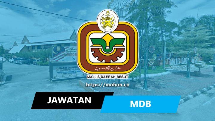 Majlis Daerah Besut (MDB)