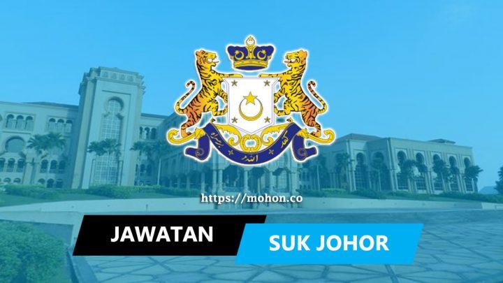 Pejabat Setiausaha Kerajaan Johor (SUK JOHOR)